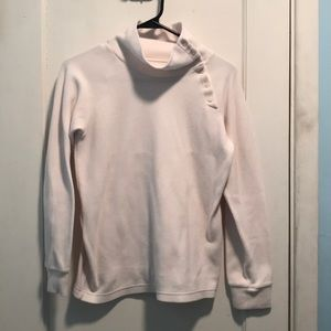 Sweaters - Light Pink Turtle Neck Sweater